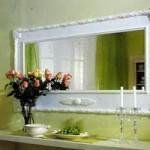 Зеркала, облачённые в багеты Строительный портал