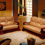 Выбор кожаной мебели